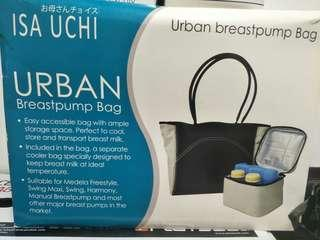 Urban breastpump bag