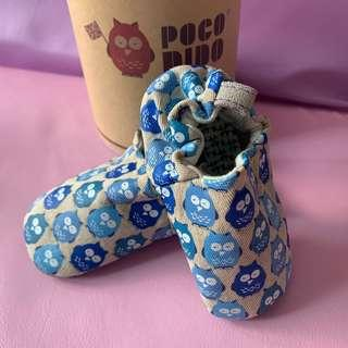 Poco Nido 英國嬰兒學行鞋