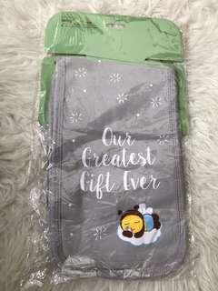 Burb cloths babybee