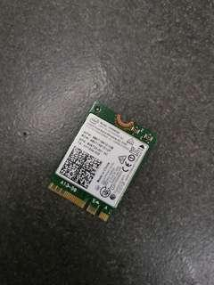 Intel dual Band 3165NGW