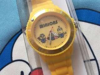 環球影城全新Minions 手錶