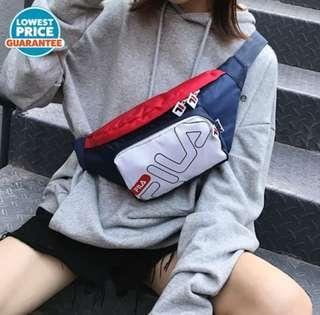 Fila Canvas Waist Sling bag