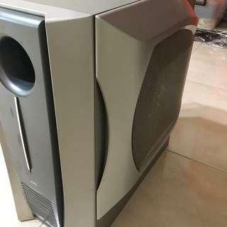 JVC主動式重低音揚聲器 SP-PWC9