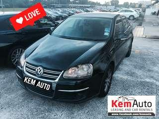 Sporty Volkswagen JETTA Sport 1.4A Twin Charged 160HP FAST Powerful Spacious
