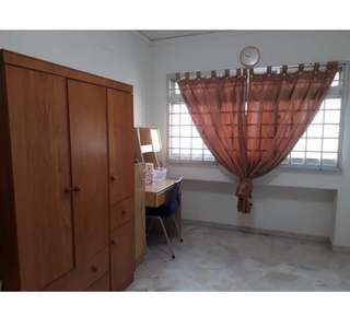 Common room at blk 319 Tampines st 33