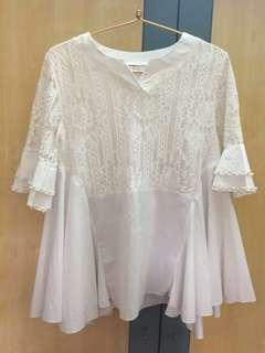 White colour top