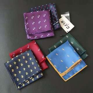 🆕 men's square scarf