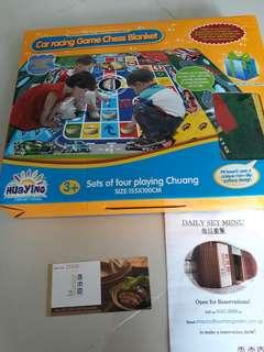Toy and game & $5 voucher