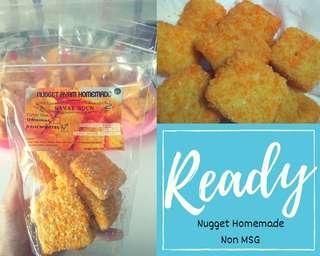 Nugget Homemade non MSG