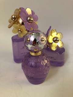 🍇Marc Jacobs Daisy Perfume🍇🍇🍇1 set 💯%real