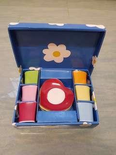 BN Mini Tea Set (set of 6)