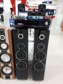 Kredit Home Theater DP 0% Tanpa CC