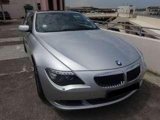 BMW 630 LCi