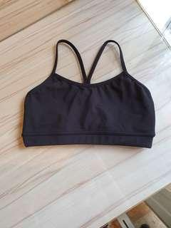 MULAWEAR Black Sports Sport Bra
