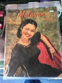 The Malayan Monthly (vintage magazine)