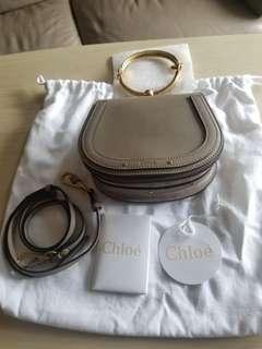 Chloe Bag ~ Grey 手袋