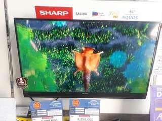 LED TV SHARP Kredit BUNGA 0%