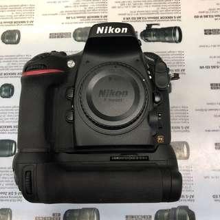 Nikon D800 + MB-D12 Battery Grip