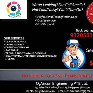 Best Aircon Service in Singapore