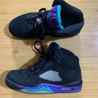 Jordan 5 Retro Black Grape (2013)