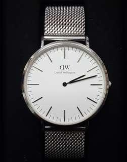 Daniel Wellington Classic Sterling Men's Watch