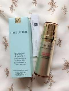 2折全新Estée Lauder Revitalizing Supreme + Global Anti-Aging Wake Up Balm 煥膚乳 30ml