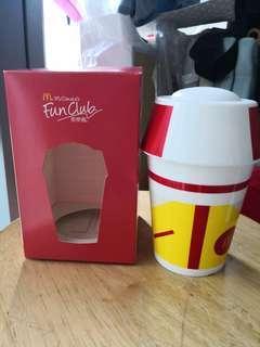麥當勞 隨行杯 果汁杯 水杯 奶昔 可樂 汽水