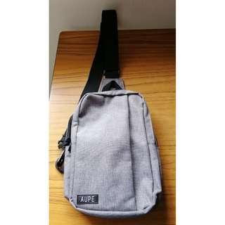 Brand New Grey Shoulder Sling Bag