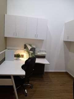 BRIGHT and neat offices unit in Kaki Bukit