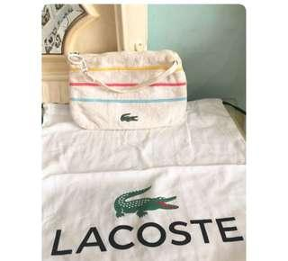 Lacoste Hand Bag- Item0401