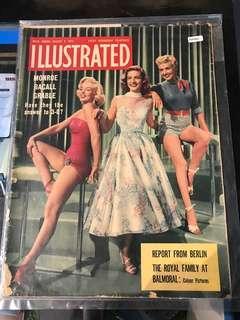 Ilustrated Magazine (vintage magazine)