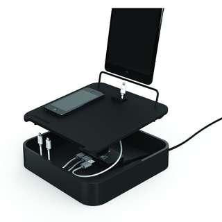 BLUELOUNGE SANCTUARY 4 CHARGING STATION FOR IPAD & IPHONE