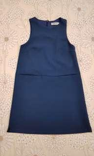 🚚 SSD Basic Navy Blue Dress