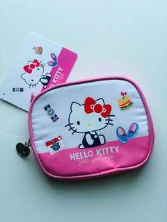 Hello Kitty 45th anniversary Cosmetic Pouch