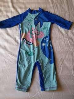 Mothercare George Pig Swimwear