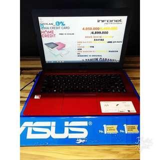 Kredit Laptop Asus X441BA
