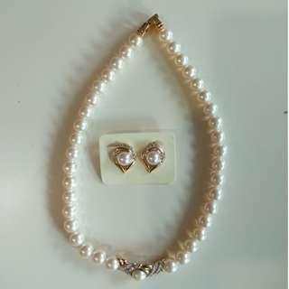 Accessories Set (Necklace + Earring)
