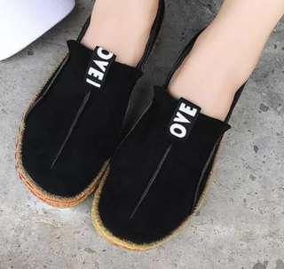 Women comfy loafers shoe