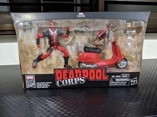 🚚 Deadpool Corps
