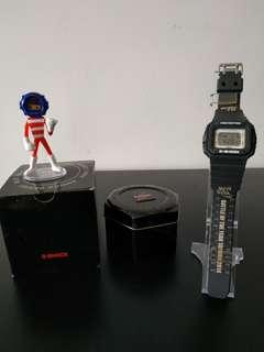 Casio G-Shock DW-D5500-1 Battle Of The Year Taiwan BOTY 2014 Limited Edition