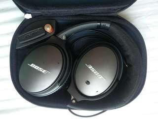 Bose QC-25 headphones