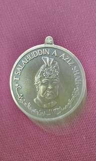 Medal Silver jubilee