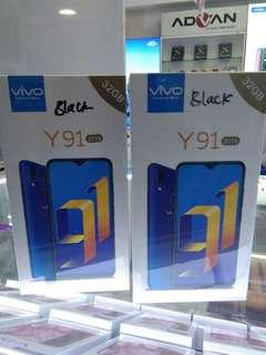Promo cash back vivo y91