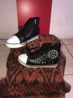 New - Sepatu Fashion Mid