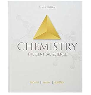 Chemistry the central science 10th edition