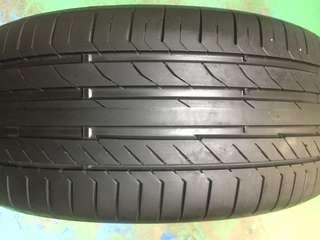 235/50/18 ContiSportContact 5 SSR Tyres On Offer Sale