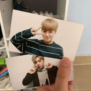 WTS wanna on Park Jihoon BROADCASTING pc