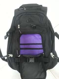 Quicksilver Backpack - Purple