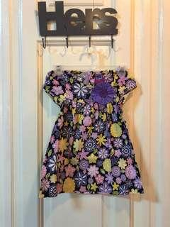 Preloved Cotton Dress for 1yr old