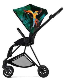 🚚 BNIB CYBEX MIOS BIRDS OF PARADISE